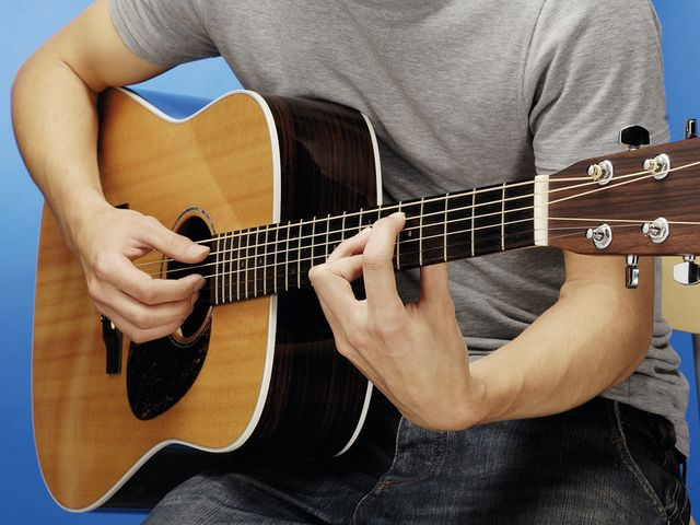 Learning Guitar - Acoustic or Electric