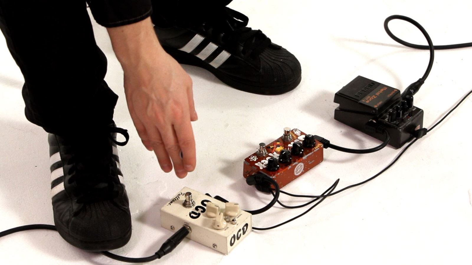 What's the Difference Between a Guitar Fuzz and a Bass Fuzz