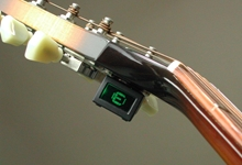 Beginner's Electronic Guitar Tuners